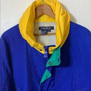 Nautica vintage jacket